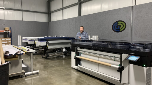 Grafx Central Expands to a Larger Facility in Isabella County
