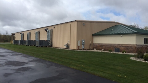 Farwell Industrial Building and Acres